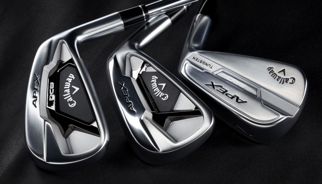 Callaway Golf Announces </br>New APEX Irons And Hybrids